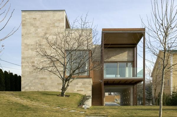 Architects ZSK  - Villa, Buda�rs