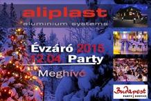 Aliplast - Aliplast �vz�r� Party 2015.12.04.