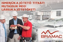 Bramac - Okt�ber 28-�n z�rul a jelentkez�s a Bramac Tet�fed� Bajnoks�g P�ly�zatra