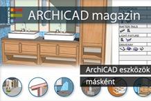 �pt�r - ArchiCAD eszk�z�k m�sk�nt