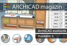 éptár - ArchiCAD eszközök másként II.