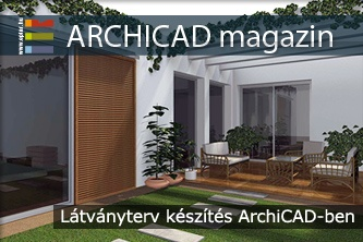 L�tv�nyterv k�sz�t�s ArchiCAD-ben