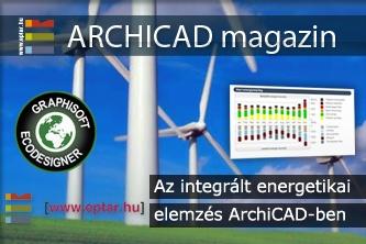 Az integr�lt energetikai elemz�s ArchiCAD-ben