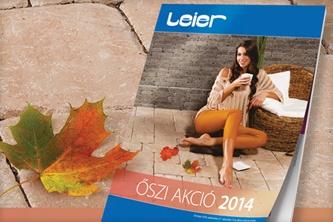 Ismét elindul a Leier őszi akciója! eptar.hu  ...ami fontos efb1db684c