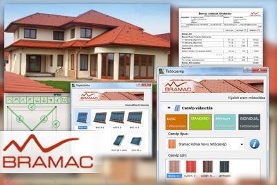 A legfrissebb Bramac Tetőtervező add-on elérhető oldalunkon
