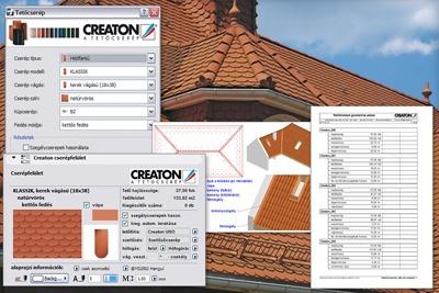 Creaton - Megjelent az új Creaton Látványtervező ArchiCAD 19-re