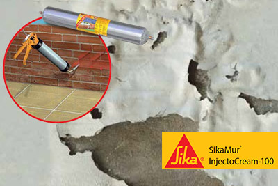 Sika - SikaMur® InjectoCream-100