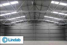Lindab - Pakson is bev�lt a Lindab SBS Maxi