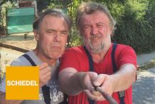 Schiedel - Csuja Imre �s G�sp�r S�ndor a schiedel online felvil�gos�t� kamp�ny�ban