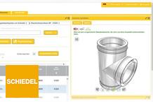 Schiedel - Schiedel architekt�ra �s tervez�s a CADENAS 3D CAD BIM k�nyvt�rral