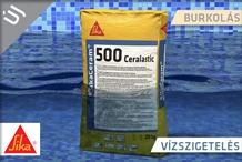 Sika - 2 az 1-ben vízszigetelő és csemperagasztó habarcs
