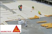 Sika - Sika mélyépítési szigetelő lemezrendszer:
