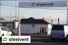 Steelvent - �j telephelyet nyitott a Steelvent