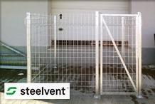 Steelvent - �j term�k - STEELVENT kutyakennel