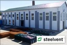 Steelvent - A Steelvent Zrt. a megn�vekedett ig�nyekre v�laszul...