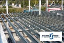 Swedsteel - Vékonyfalú hidegen hengerelt acél szelvények