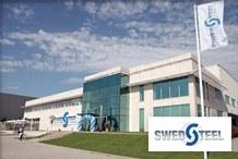 Swedsteel - 11,5 milli� eur�s beruh�z�sb�l val�sult meg a Swedsteel-Metecno els� magyarorsz�gi gy�ra