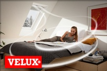Velux - Okos szellőzés: VELUX Smart Ventilation