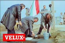 Velux - 30 éve hoz napfényt és friss levegőt az otthonokba a VELUX Magyarország Kft.