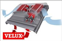 Velux - Innovatív szellőztető rendszert fejlesztett ki a VELUX Cégcsoport