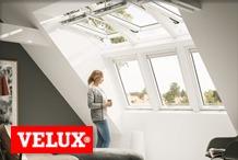 Velux - Formabontó tetőtéri ablak a VELUX Cégcsoporttól