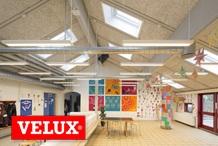 Velux - Langebjerg Iskola, Dánia
