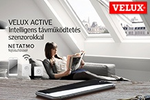 Velux - A VELUX ACTIVE ÉS A NETATMO két kategóriában is diadalmaskodott a CES-en