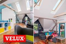 Velux - Energiahatékonyan tetőtér-beépítéssel