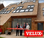 Velux - �tadt�k a Model Home 2020 k�s�rleti program utols� el�tti, �t�dik �p�let�t,  a CarbonLight Homes akt�vh�zat