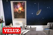 Velux - A VELUX C�gcsoport �s a Disney egyes�tette er�it: bemutatkozik a Star Wars™ f�nyz�r� rol� kollekci�