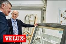 Velux - Alap�t�s�nak 75. �vfordul�ja alkalm�b�l nemzetk�zi program&shysorozatot ind�t a VELUX C�gcsoport