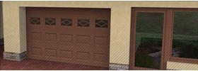 Ajtók, ablakok és garázskapuk általánosan használt beállításai