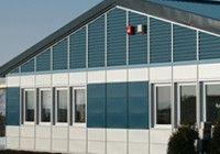 Lindab SBS Small Building System Kisépületrendszer