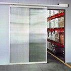 DITEC DOK M Univerzális motorizált ajtó-megvezetések az egyenesvonalú tolóajtókhoz