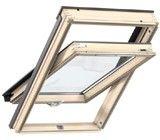 VELUX GLL B Alsó kilincses billenő fa tetőtéri ablak
