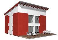 Passzív készházak: Combino passzívház