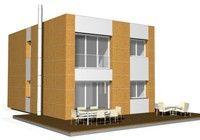 Passzív készházak: Primo passzívház