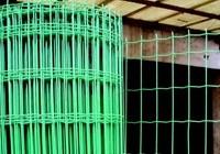 Ponthegesztett ST14 típusú tekercses kerítések.