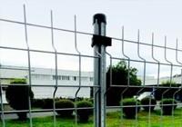 Univerzál ST20 kör keresztmetszetű kerítésoszlop és támoszlop