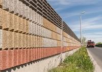 Leier Durisol zajárnyékoló falrendszer