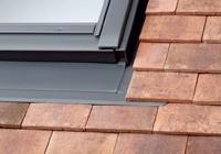 VELUX EDP burkolókeret -sík tetőcseréphez