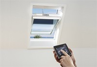 VELUX INTEGRA® GGU típusú tetőtéri ablak