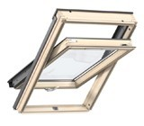 VELUX GZL B típusú tetőtéri ablak alsó kilinccsel