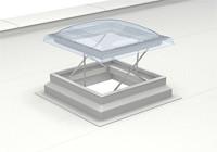VELUX CSP lapos tetős füstelvezető ablakok