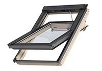 VELUX INTEGRA® GGL SOLAR napelemes billenő fa tetőtéri ablak
