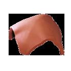 Hármas gerincelosztó elem hornyolt gerinccseréphez