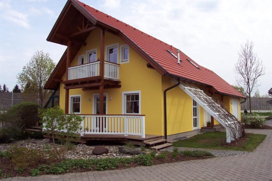Tetőteres készházak: Editio 132
